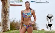 Funkita Ladies Sports Brief Aloha from Hawaii
