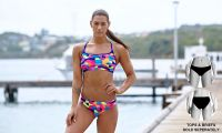 Funkita Ladies Sports Top Mad Mist