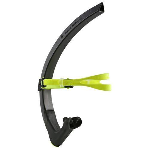 Focus Swim Snorkel Black/Neon