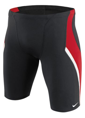 Nike Poly Team Splice Male Jammer Black/Red