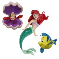 SwimWays Ariel Dive Characters